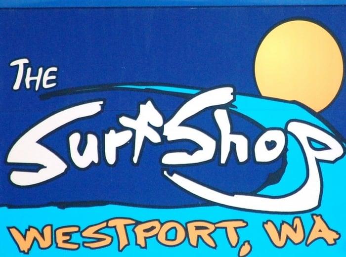 Surf Shop: 207 N Montesano St, Westport, WA