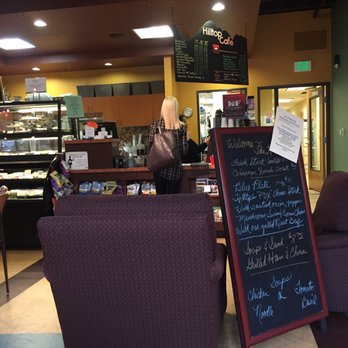 Hilltop Cafe Tigard Menu