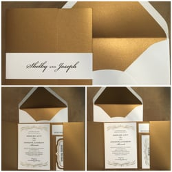Photo Of Paper Source   Roseville, CA, United States. My Beautiful Wedding  Invitations