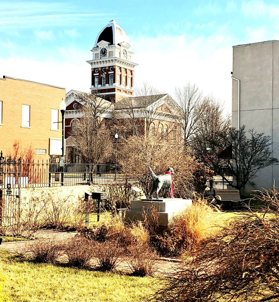 Social Spots from Jim The Wonder Dog Memorial Gardens