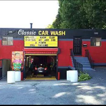 Classic Car Wash Cranston Ri