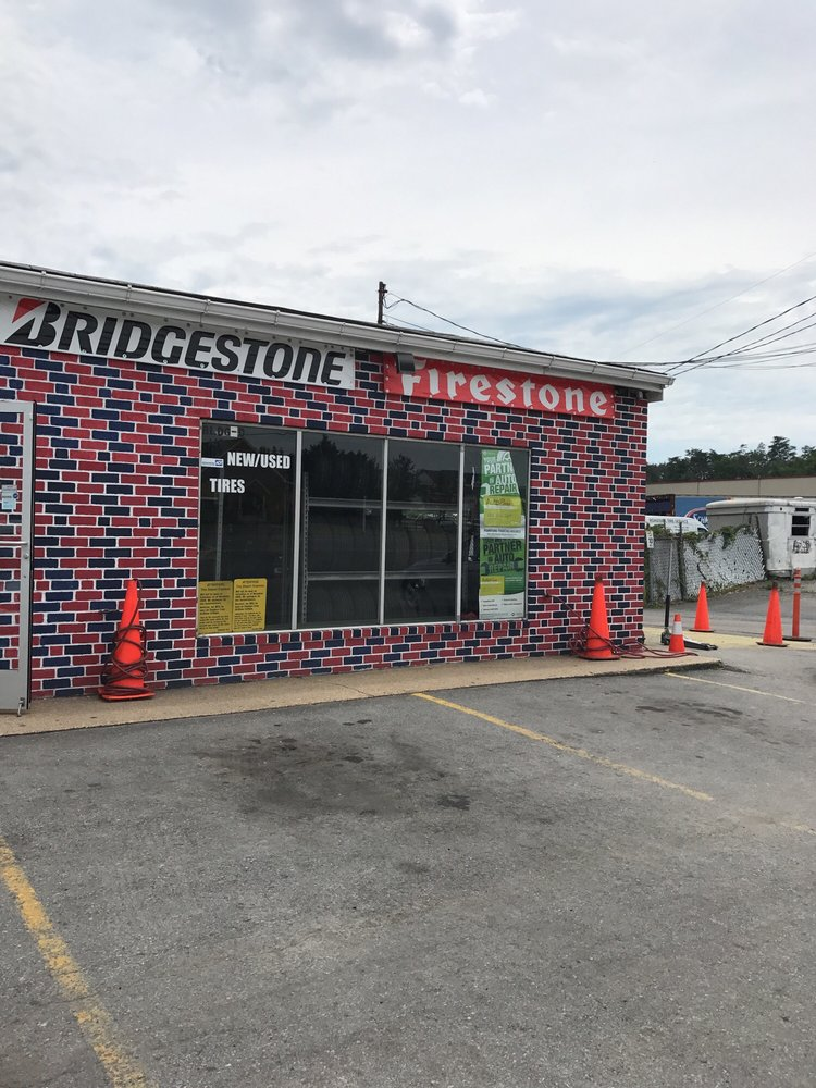 JM Tire Depot Express: 7491 Washington Blvd, Elkridge, MD