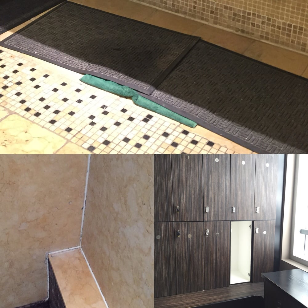 Mold On Shower Grout, Lockers Without Doors And Towels