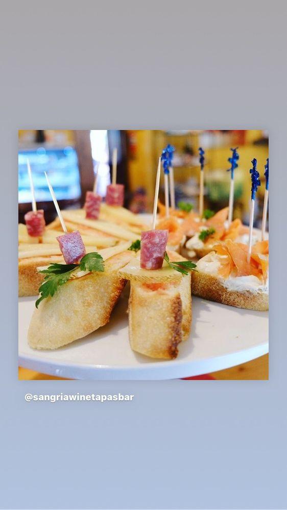 Sangria Wine and Tapas Bar: 5 Del Fino Pl, Carmel Valley, CA