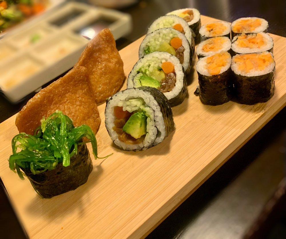 Sushi Ai: 910 Olive St, Saint Louis, MO