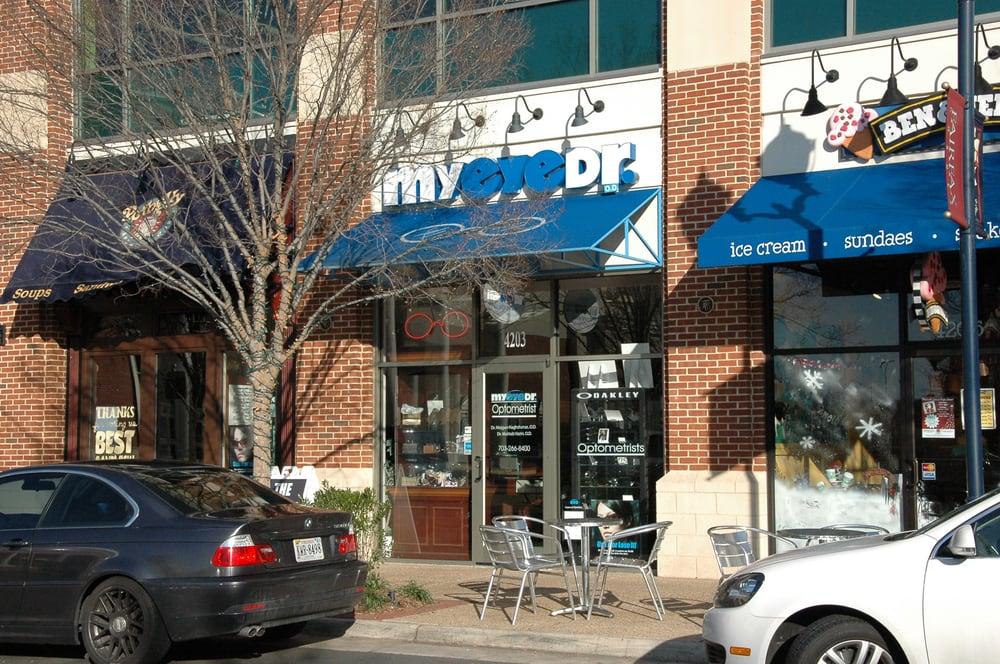 MyEyeDr: 4203 Fairfax Corner E Ave, Fairfax, VA