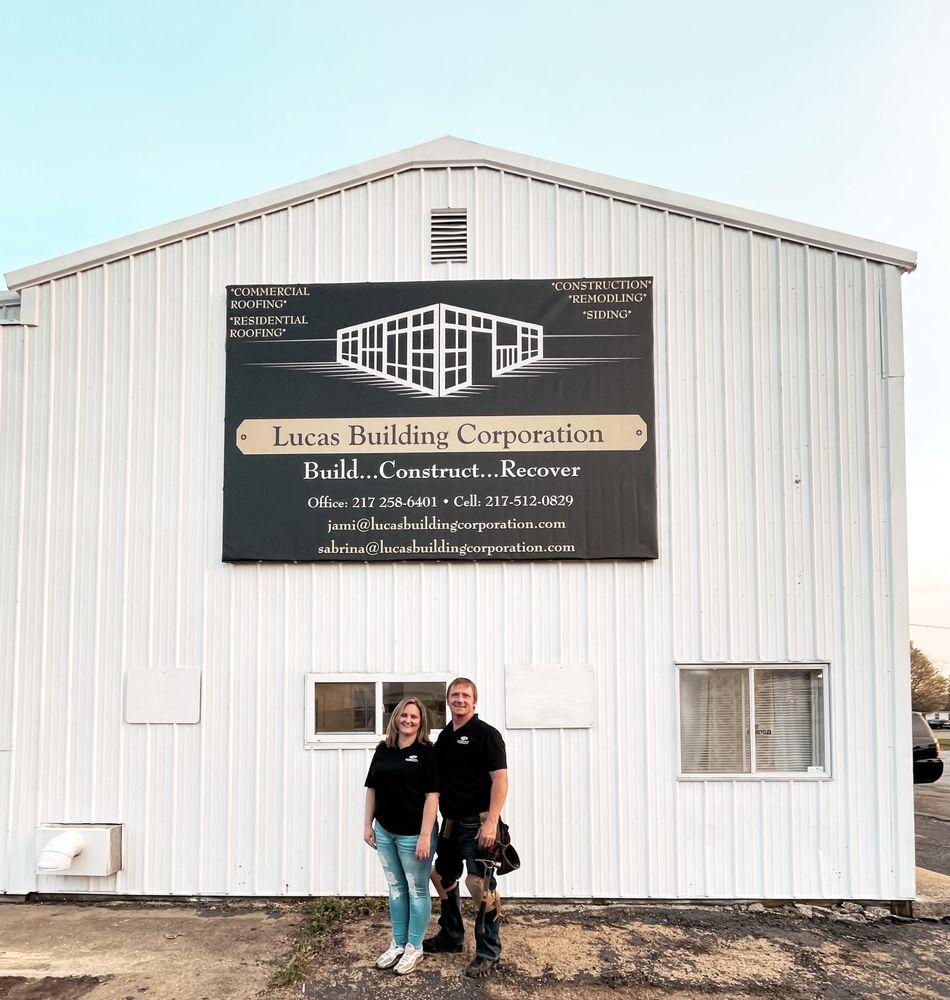 Lucas Building Corporation: 3233 Dewitt Ave, Mattoon, IL