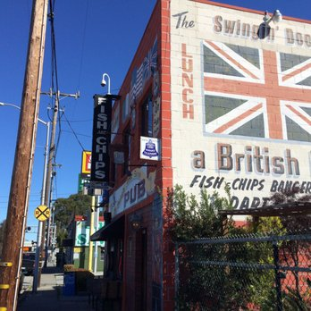 Photo of The Swingin\u0027 Door - San Mateo CA United States. Outside & The Swingin\u0027 Door - 205 Photos \u0026 363 Reviews - Karaoke - 106 E ... Pezcame.Com