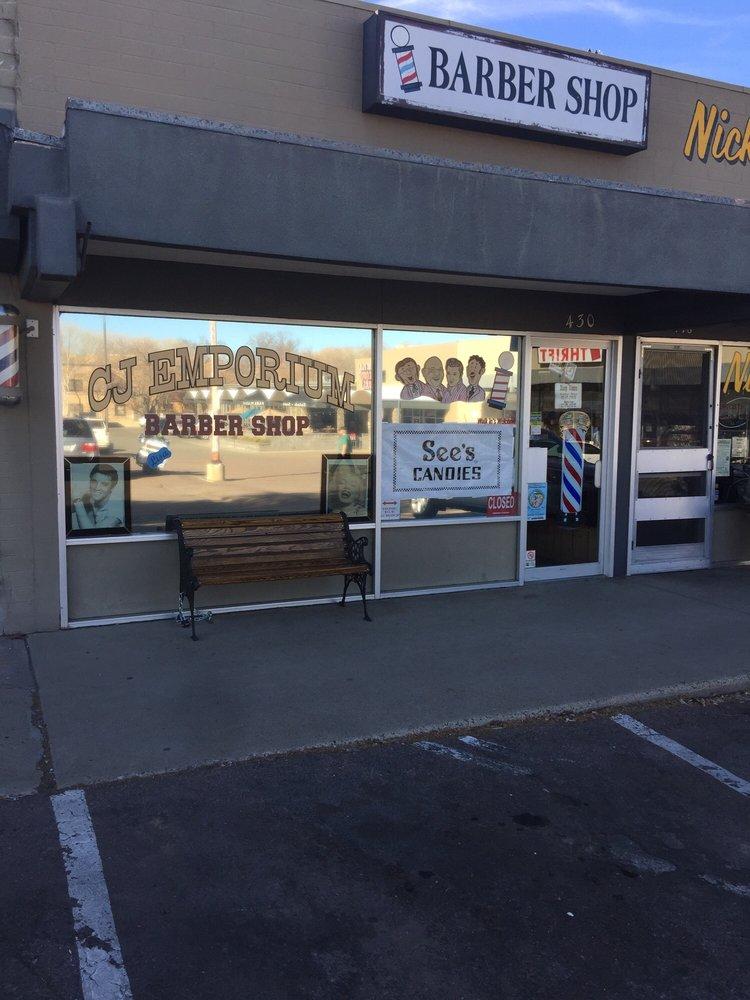 Cj's Emporium & Barbershop: 430 W Goodwin St, Prescott, AZ