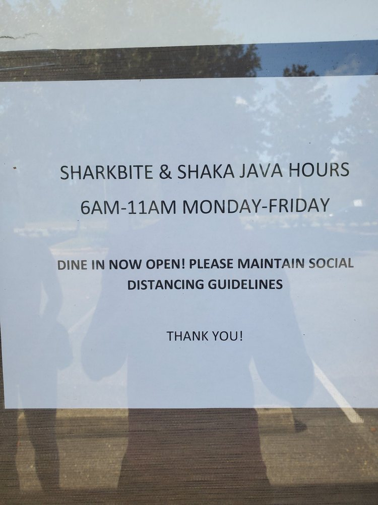 Shark bite: 1500 Freedom Self Storage Rd, Fort Walton Beach, FL