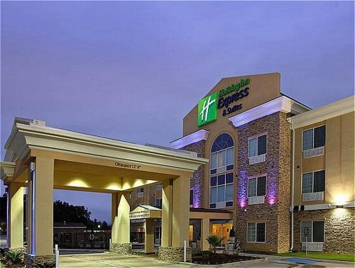 Holiday Inn Express & Suites Carthage: 2295 SE Loop, Carthage, TX