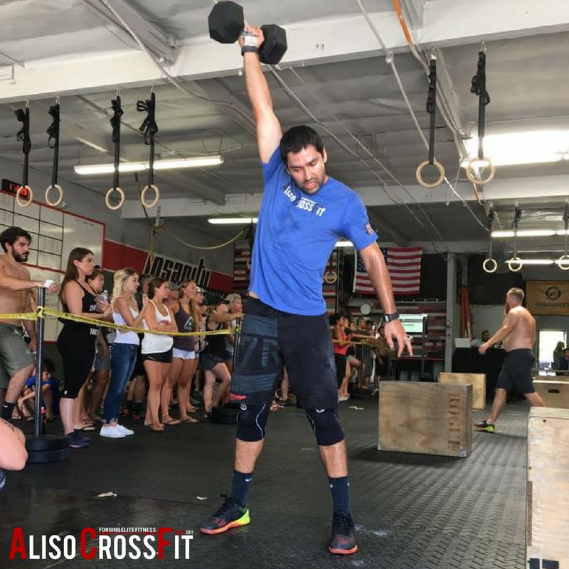 Aliso CrossFit: 6 Journey, Aliso Viejo, CA