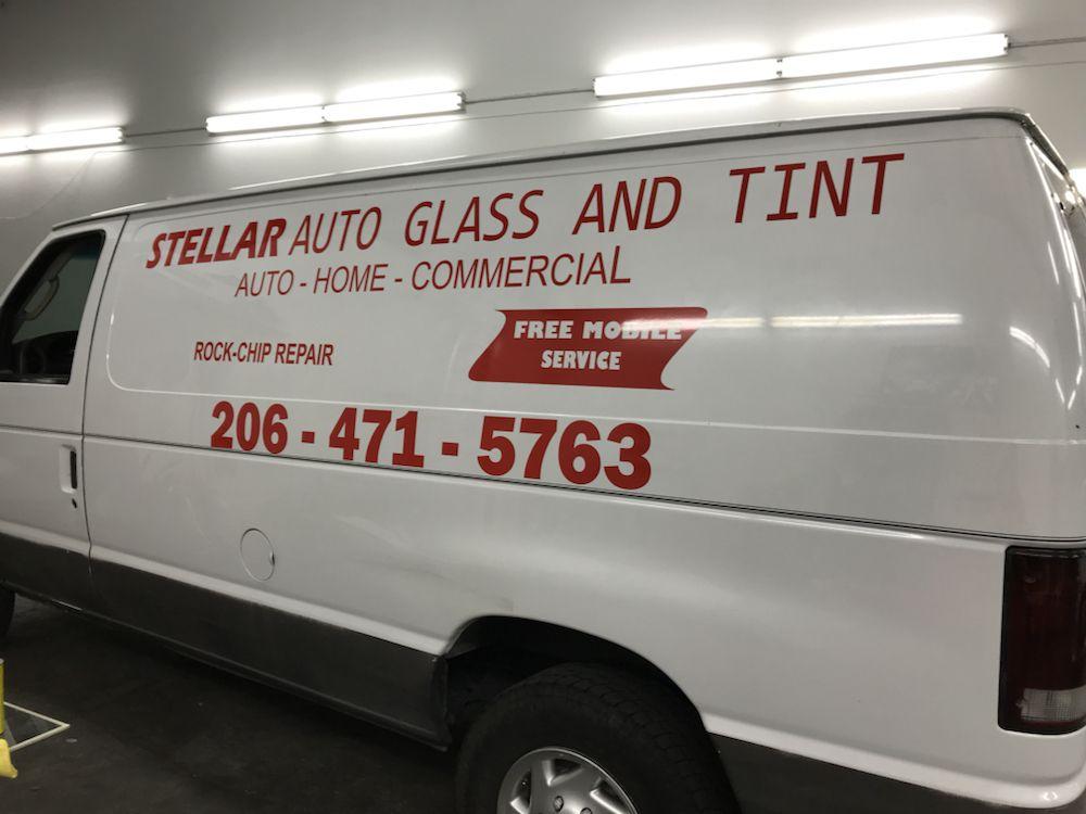 Stellar Auto Glass & Tint: Burien, WA