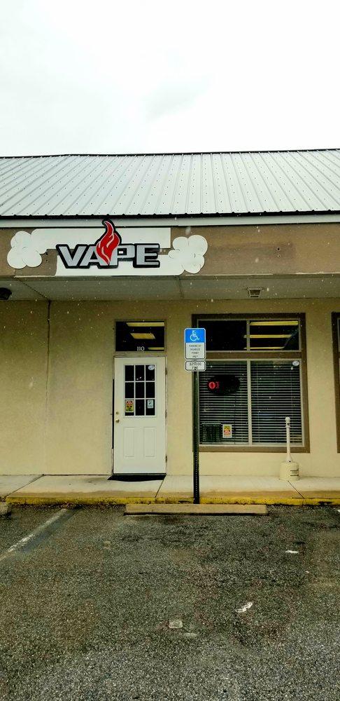 Vape Dimensions: 14557 NW US Hwy 441, Alachua, FL