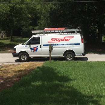 Photo Of Snyder Heating And Air Conditioning Jacksonville Fl United States The