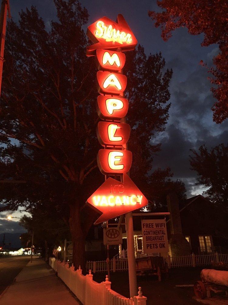 Silver Maple Inn: 310 Main St, Bridgeport, CA