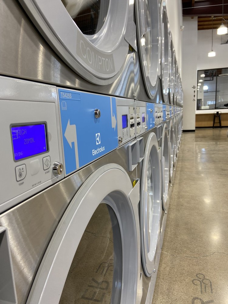 Lucy's Fluff N Fold Laundromat: 2940 College Ave, Costa Mesa, CA
