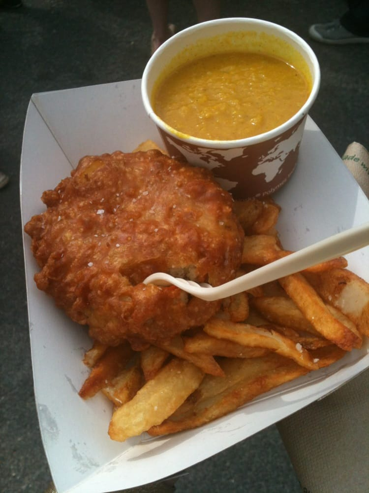 The Anchor Fish And Chips Food Truck