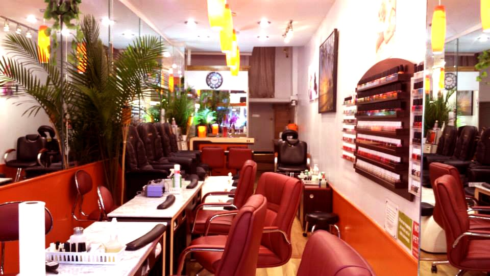 Nirvana nails spa 29 photos 57 reviews nail salons for 3rd avenue salon