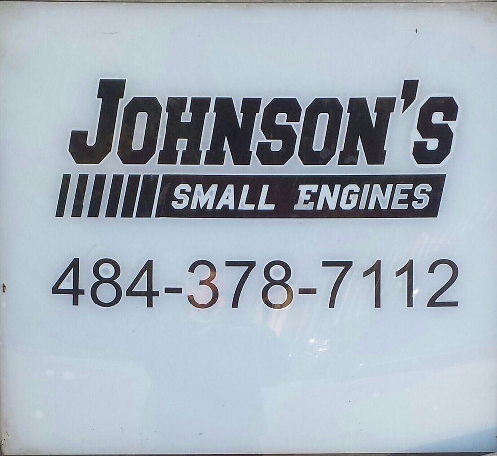 Johnson's Small Engines: Coatesville, PA