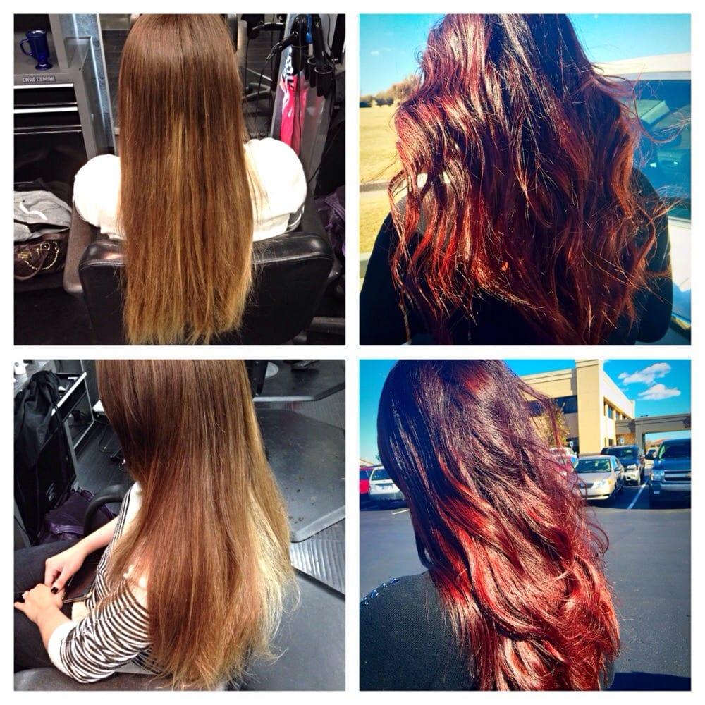 Hair By Kaylee At Hair Rage Iv 14 Photos Hair Salons 520 W I