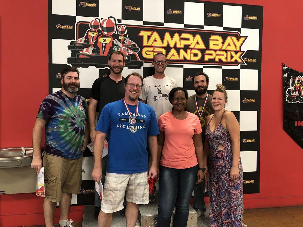 Tampa Bay Grand Prix: 12350 Automobile Blvd, Clearwater, FL
