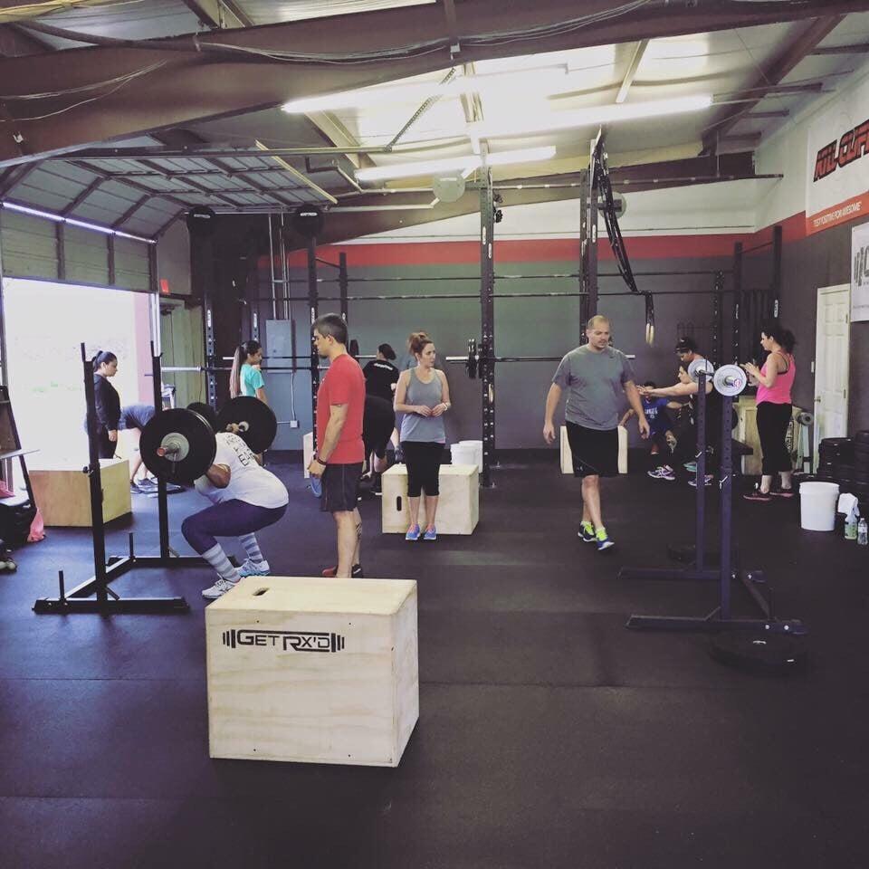 CrossFit Lavon: 695 Main St, Lavon, TX