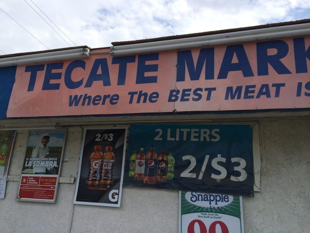 Tecate Market