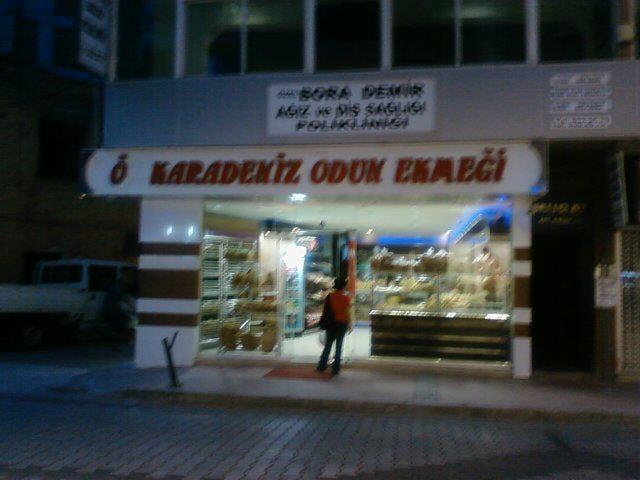Öz Karadeniz Odun Ekmeği
