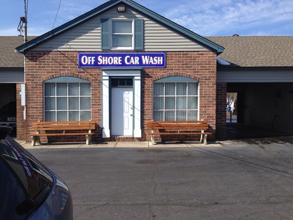Off Shore Car Wash: 201 S New Rd, Absecon, NJ