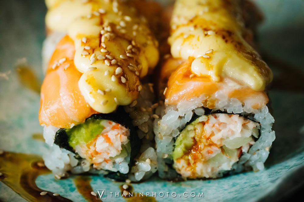 Food from Yama Sushi