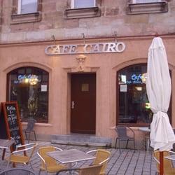Café Cairo Lounge Marktplatz 8 Fürth Fürth Bayern