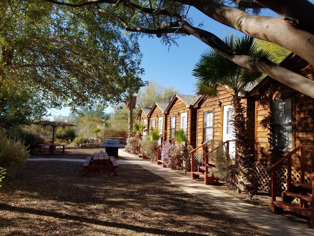 La Siesta Motel & RV Resort: 2561 N Ajo Gila Bend Hwy, Ajo, AZ