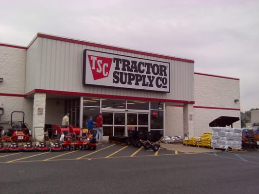 Tractor Supply 4089 S Dupont Hwy Dover, DE Home Centers