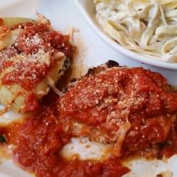 Photo Of Marinas On The Square Italian Restaurant And Pizzeria