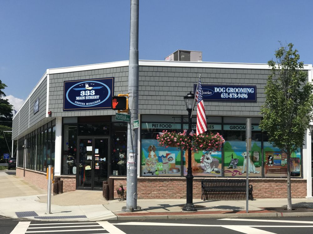 Moriches Dog Grooming: 333 Main St, Center Moriches, NY