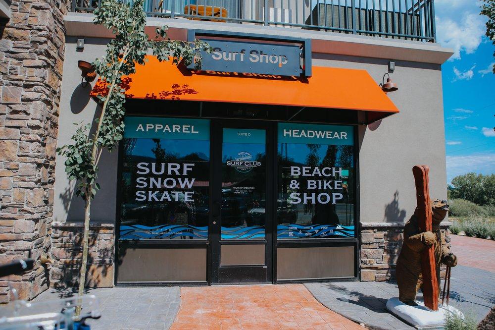 Bear Lake Surf Club: 88 South Bear Lake Blvd, Garden City, UT