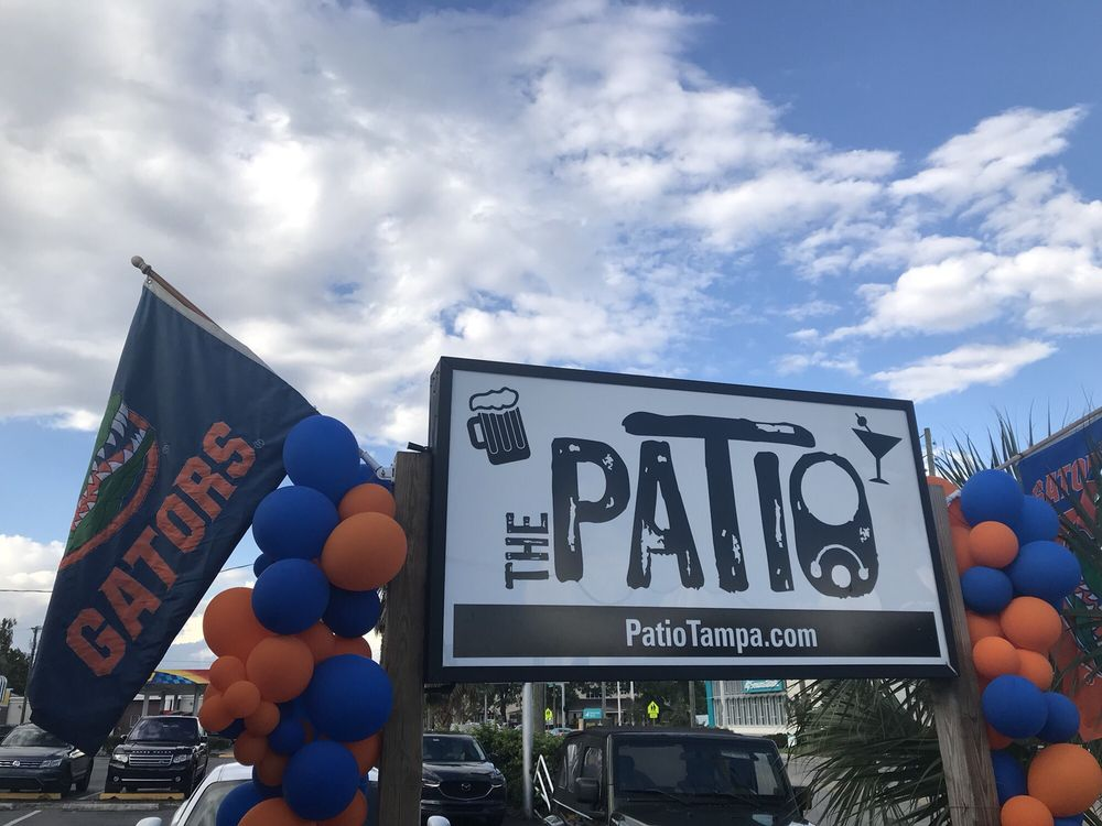 The Patio: 421 S Macdill Ave, Southwest Tampa, FL