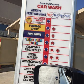Diamond Express Car Wash Baltimore Pike Morton Pa