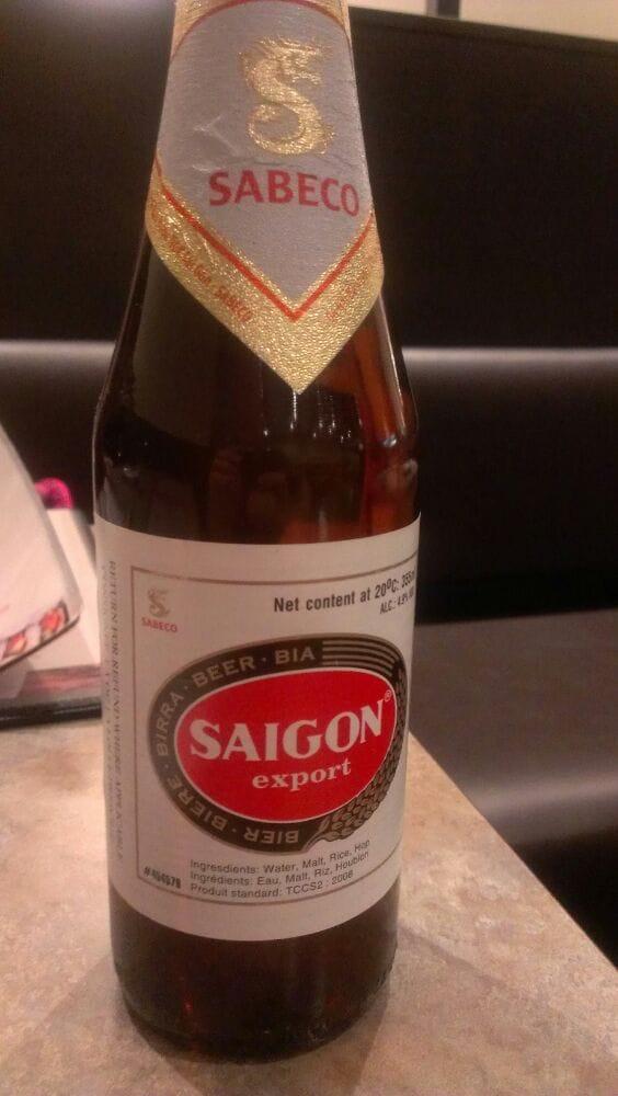 Saigon export yelp for Azian cuisine maple