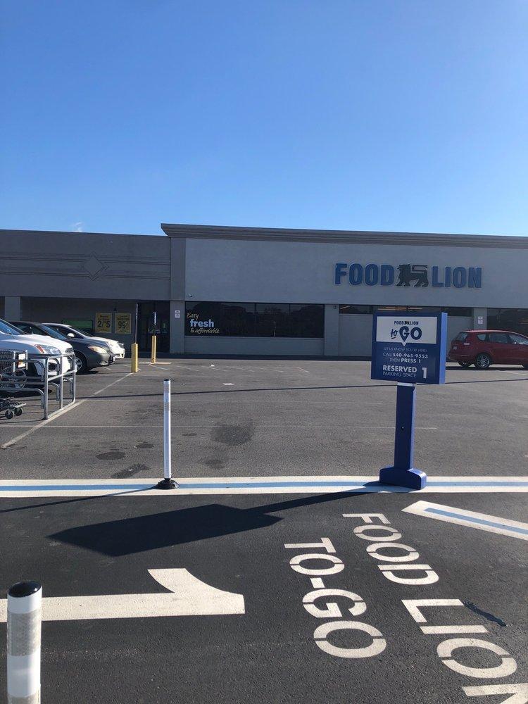 Food Lion: 920 S Craig St, Covington, VA