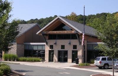 Ridgefield Recreation Center: 195 Danbury Rd, Ridgefield, CT