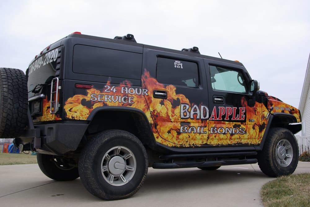 Bad Apple Bail Bonds: 10833 Spring Ave, Saint Ann, MO
