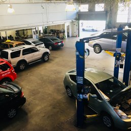 Photo Of Luscious Garage San Francisco Ca United States