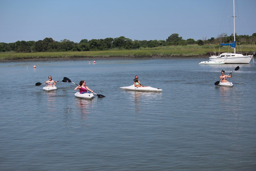 Miss Chris Kayak & Paddleboard: 1212 Wilson Dr, Cape May, NJ
