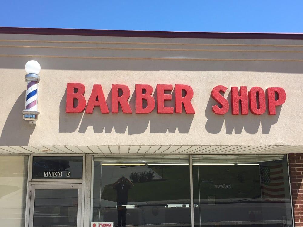 White Oak Barber Shop: 5800 Cheviot Rd, Cincinnati, OH