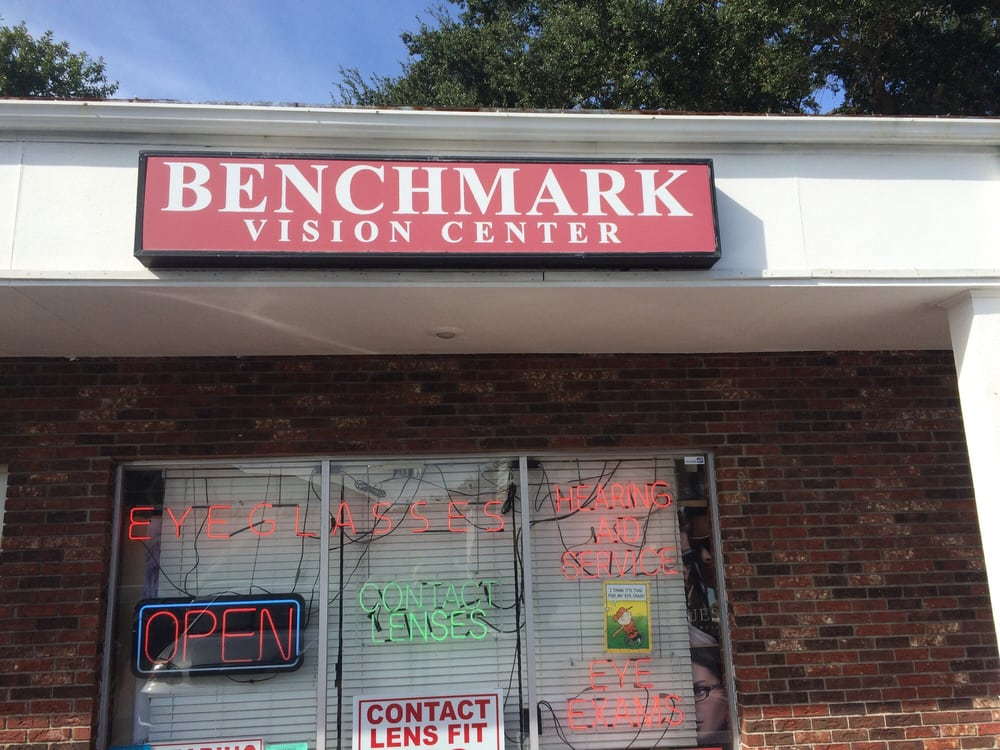 Benchmark Vision Center Opticians 3201 S Dale Mabry