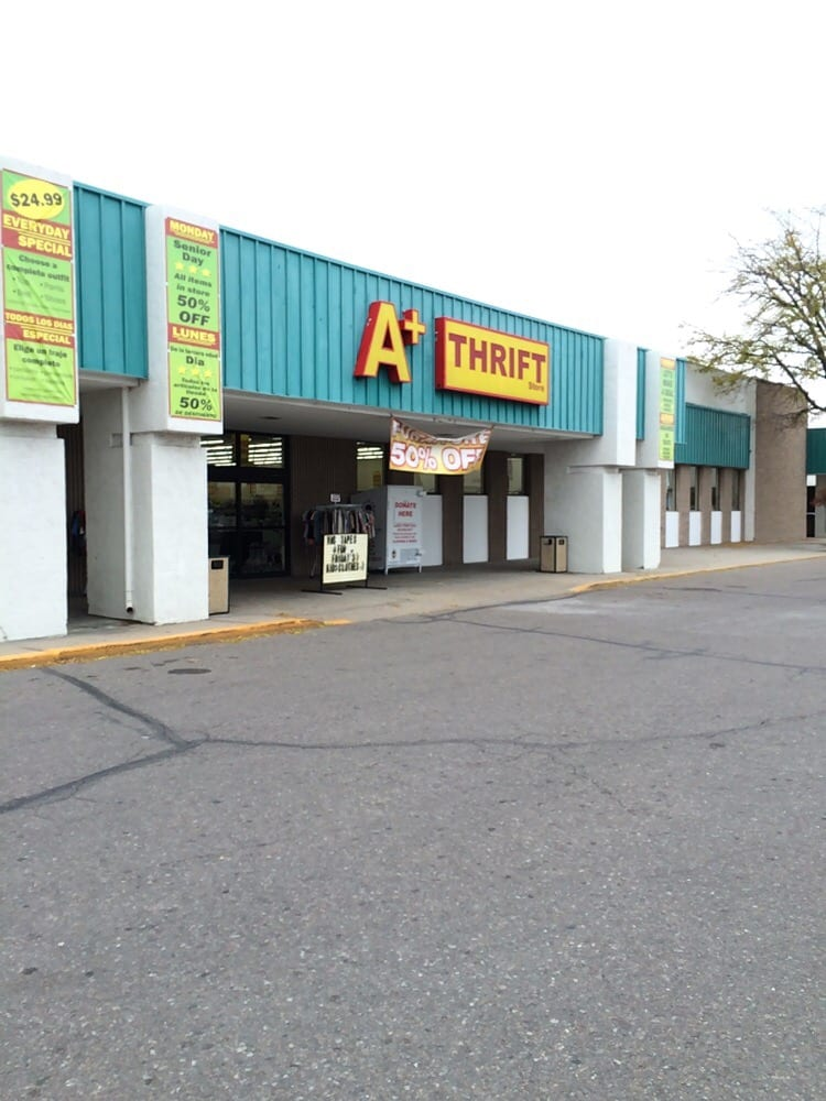 A Thrift Store Thrift Stores 15355 E Colfax Ave Aurora Co United States Phone Number