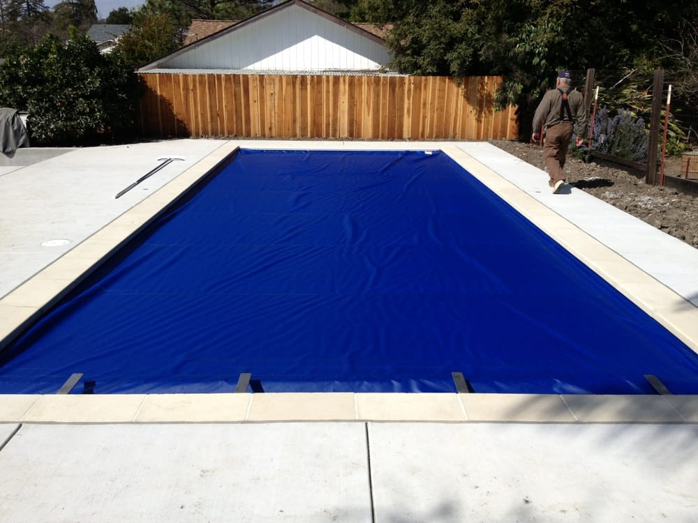 Aquamatic Pool Cover Installed Royal Blue Yelp