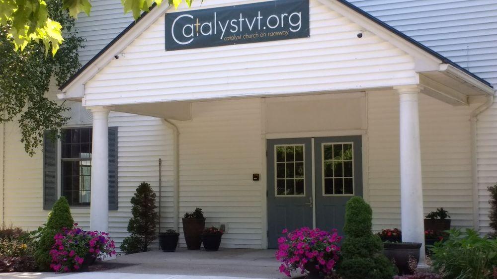 Catalyst Church: 100 Raceway Rd, Jericho, VT